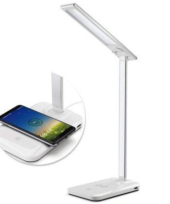 qi draadloze led touch lamp - 001