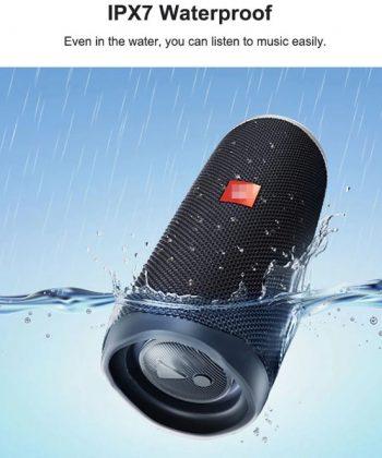 bluetooth speaker - 02
